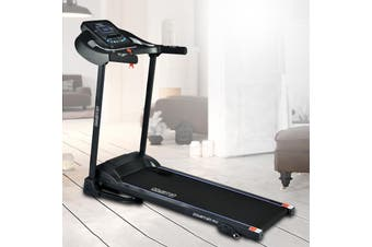 PowerTrain Treadmill MX1 Cardio Running Exercise Fitness Workout Gym