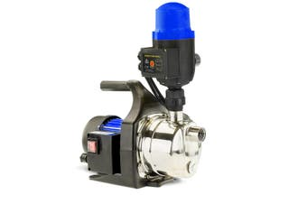 1400w Automatic stainless electric water pump - Blue