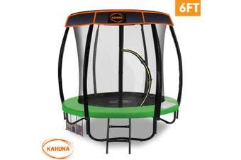 Kahuna Classic 6ft Trampoline - Green