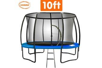 Trampoline 10ft Kahuna - Blue