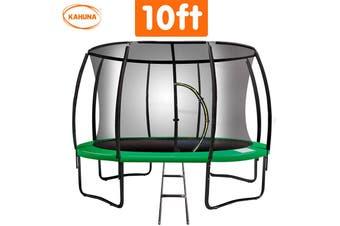Trampoline 10 ft Kahuna - Green