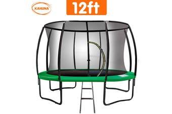 Trampoline 12 ft Kahuna - Green