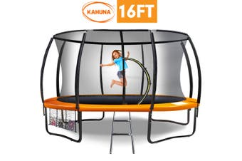 Kahuna Classic 16ft Trampoline