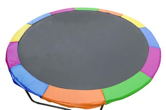 Replacement Trampoline Pad Reinforced Outdoor Round Spring Cover 15ft