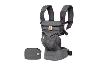 New Ergobaby Omni 360 Cool Air Mesh Baby Carrier | Classic Weave