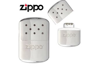 Zippo Deluxe 6 Hour Refillable Hand Warmer | Polished Chrome