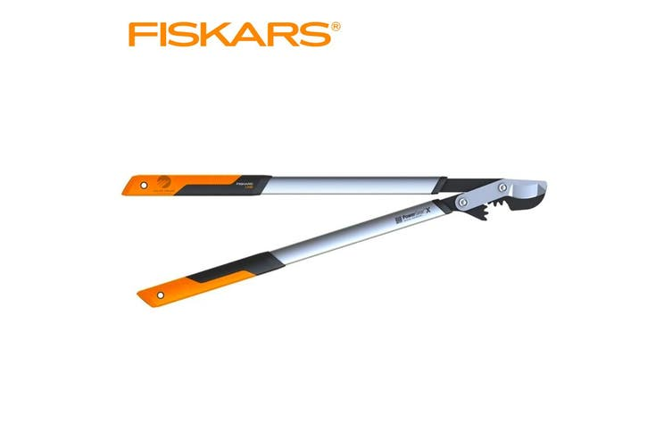 NEW FISKARS POWERGEAR X LX98 LARGE BYPASS HOOK HEAD LOPPER 810MM
