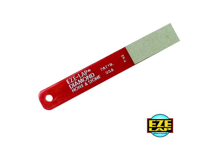 NEW EZE-LAP LF 600g HONE DIAMOND SHARPENER FINE EZE LAP