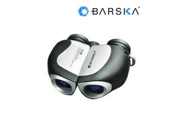 BARSKA AB10584 7x Zoom 25mm Extra Wide Angle Matrix Travel Binoculars Telescope