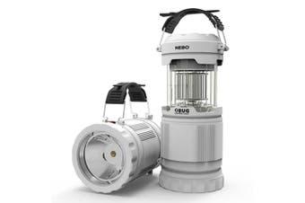 NEBO Z-BUG MOSQUITO ZAPPER LED LANTERN + SPOTLIGHT LIGHT INDOOR OUTDOOR 89524