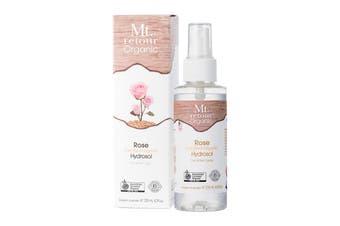 Certified Organic Rose Hydrosol 125mL