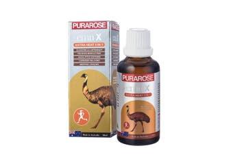 Emu X Extra Heat 5 in 1 Emu Oil