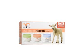 The Best of Rebirth Gift Set
