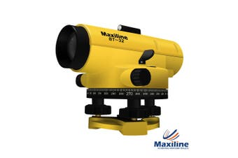Maxiline BT32 Automatic 34X Magnification Dumpy Level