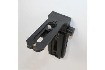 """Maxiline GJ116 1/4"""" to 5/8"""" Thread Adapter Magnetic Base Wall Bracket Mount for Laser Level"""