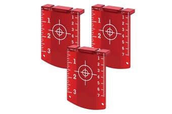 Maxiline Laser Target Red Beam x3