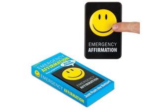 Emergency Affirmation Button