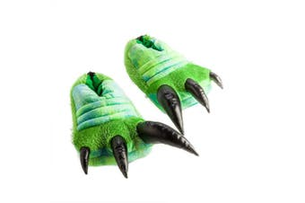 Roaring Dinosaur Slippers