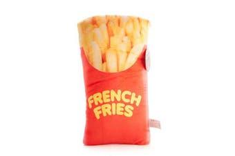Decorative Plush Cushion - French Fries