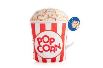 Decorative Plush Cushion - Popcorn