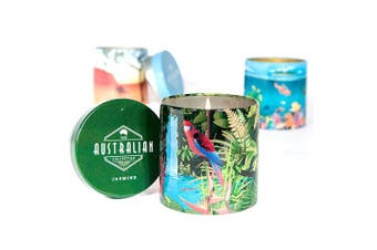 Australian Candle in a Tin -  Beach  Vanilla