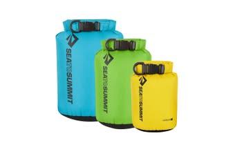 Sea to Summit Lightweight Dry Sack Set 1L, 2L & 4L