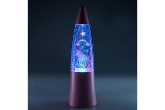 Shake & Shine Glitter Lamp - Unicorn