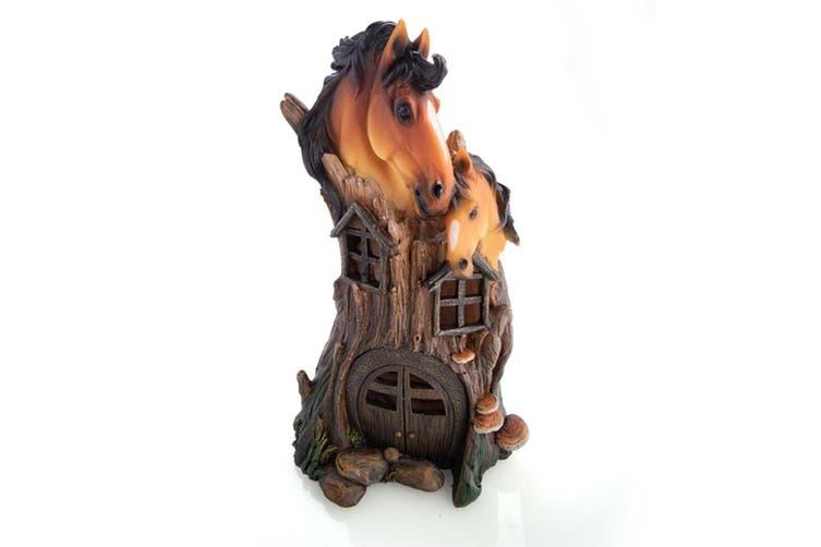 Horse LED Trunk House
