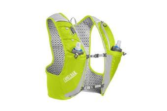 CamelBak Ultra Pro Hydration Vest (0.5L Quick Stow Flask) - Lim/Sil S