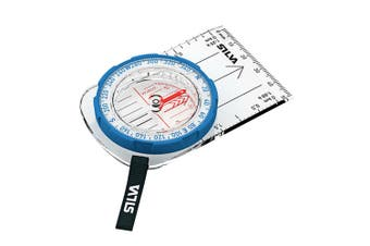 Silva Field 7 South Hemis Plate Compass