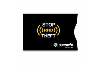 Pacsafe RFID 25 Credit Card Sleeve - 2 Pack