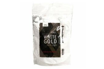 Black Diamond White Gold Climbing Chalk - 100g