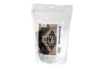 Black Diamond White Gold Climbing Chalk - 200g