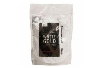 Black Diamond White Gold Climbing Chalk - Loose 300g