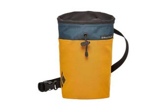 Black Diamond Gym Chalk Bag - Curry M/L