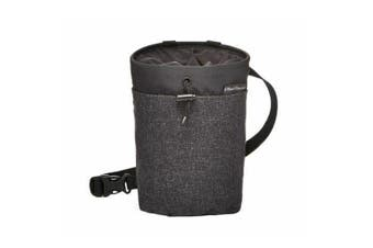 Black Diamond Gym Chalk Bag - Smoke M/L