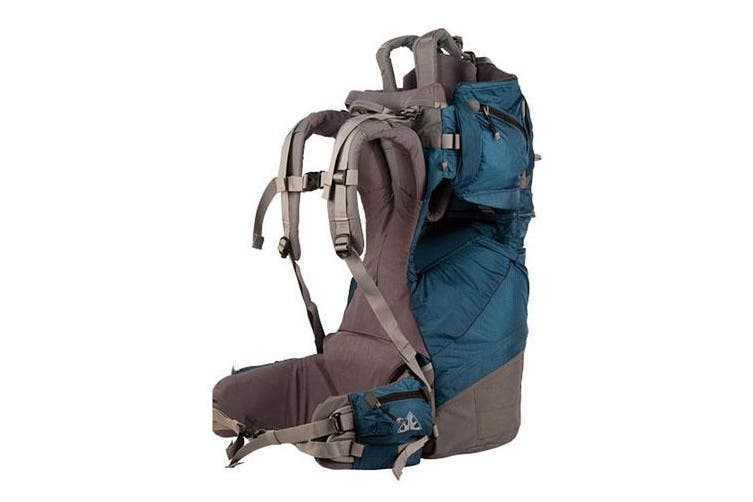 Wilderness Equipment Wildchild Child Carrier (Ocean) - Main