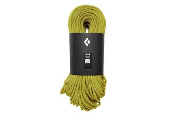Black Diamond Climbing Rope - 9.4mm 60m Gold