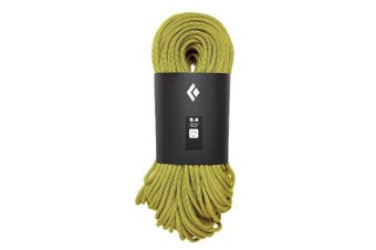 Black Diamond Climbing Rope - 9.4mm 70m Gold