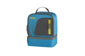 Thermos Radiance Dual Lunch Kit - Light Blue