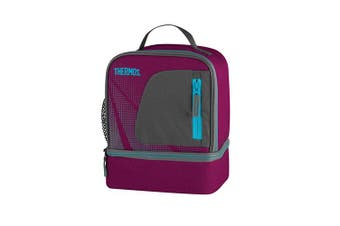 Thermos Radiance Dual Lunch Kit - Pink