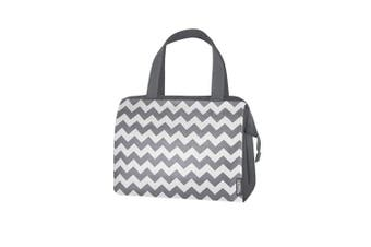 Thermos Raya 9 Can Lunch Carrier (Chevron) - Duffle