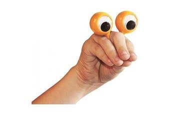 Quack Eyes Puppet Finger Friends
