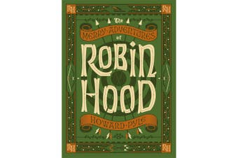 Sterling Books The Merry Adventures of Robin Hood
