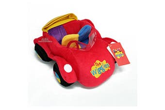 Wiggles Big Red Car