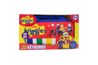 Wiggles Plush Keyboard w/ Sound
