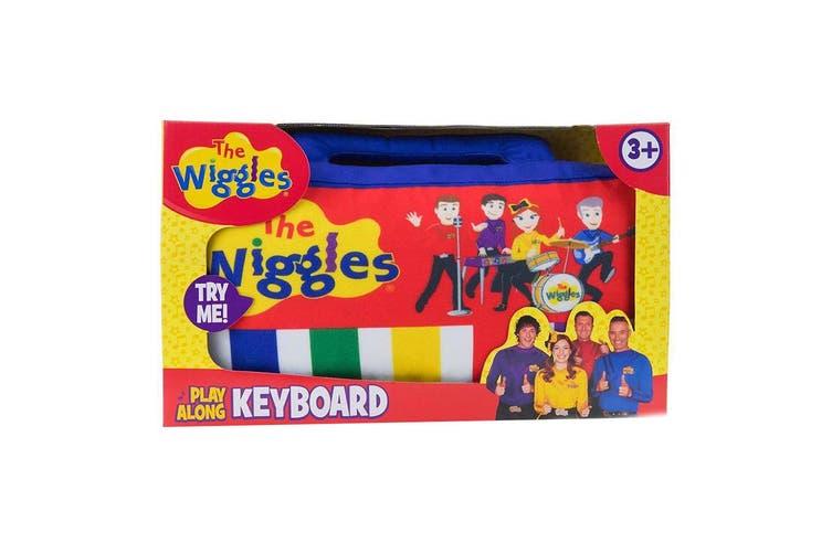 Wiggles Plush Keyboard w/ Sound
