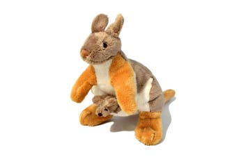25cm Yellow-Footed Rock Wallaby