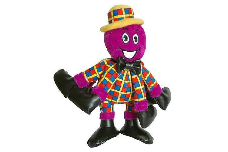Wiggles Henry Legs Plush Toy - 25cm