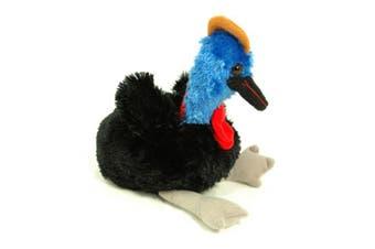 Cassowary Plush Animal Toy